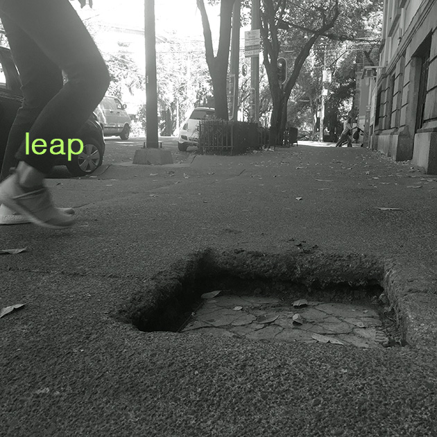 Maybe, Maybe; leap